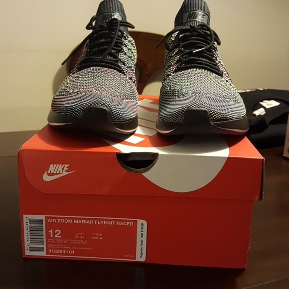 new arrival dbc78 3ce3e Nike Air Zoom Mariah Flyknit Racer